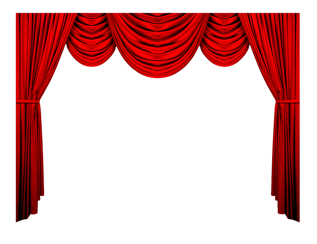 hight resolution of stage curtains clipart png image purepng free transparent