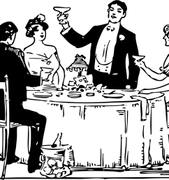 dinner toast clipart png how to plan a [ 2315 x 1530 Pixel ]