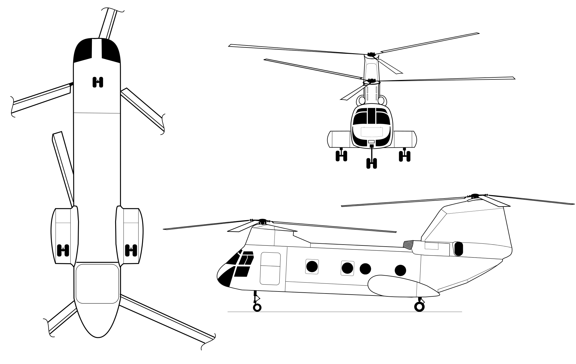 hight resolution of drawing helicopters rotorcraft file ch line svg