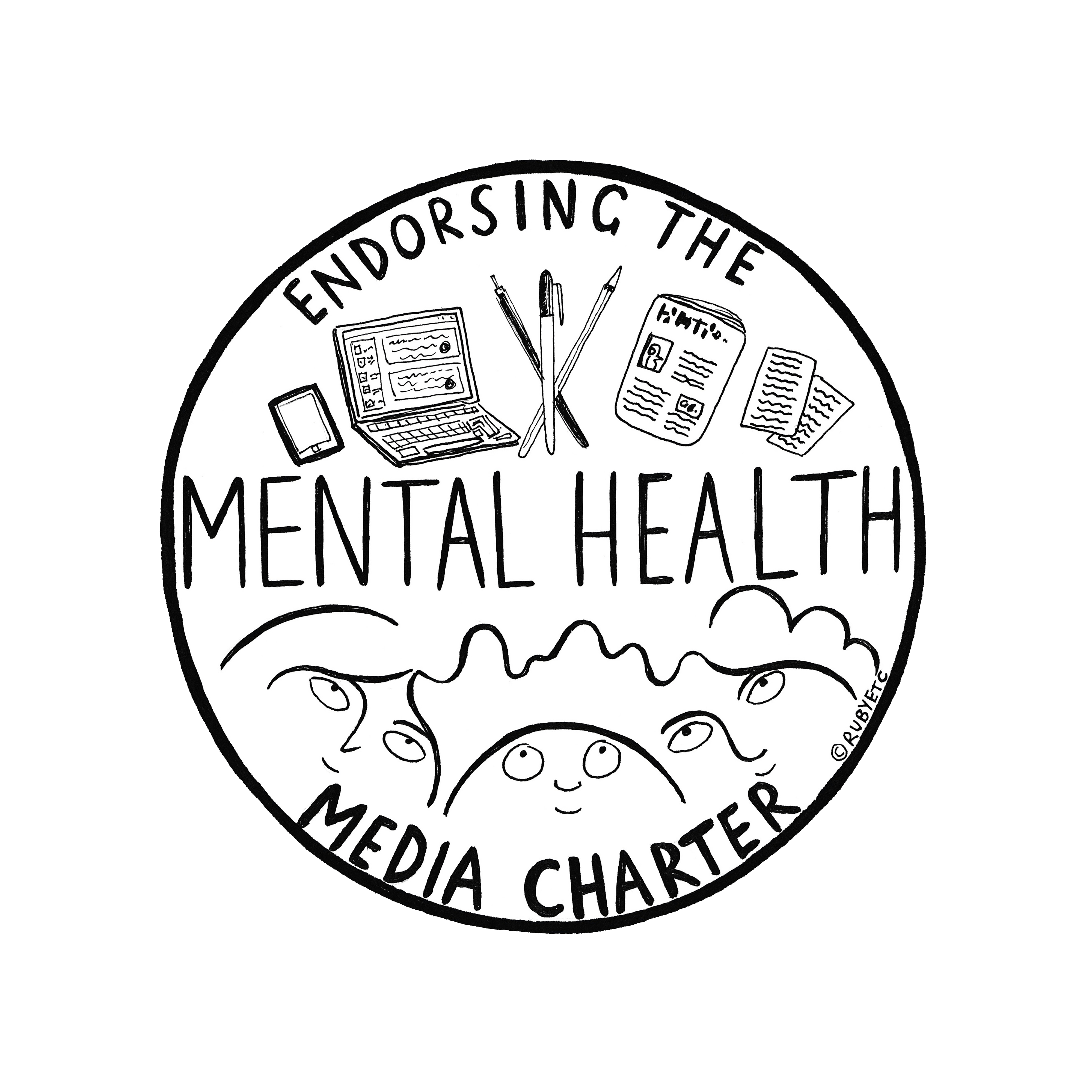 Note: Copyright of all images in transparent mental health