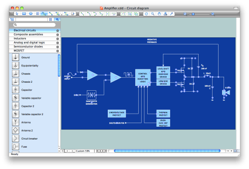 small resolution of drawing schematics software wiring diagram manual fantastic