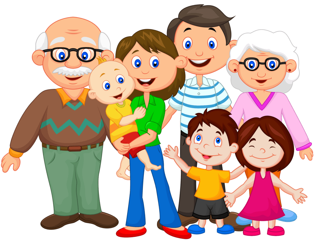 medium resolution of family png clipart extended clip art a