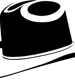 fedora clipart red cowboy hat download free commercial [ 1263 x 750 Pixel ]