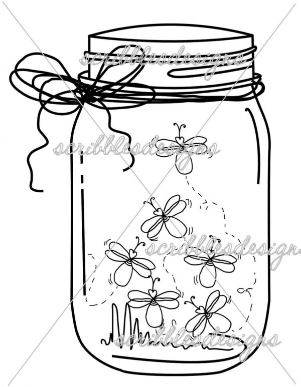 firefly coloring page # 44