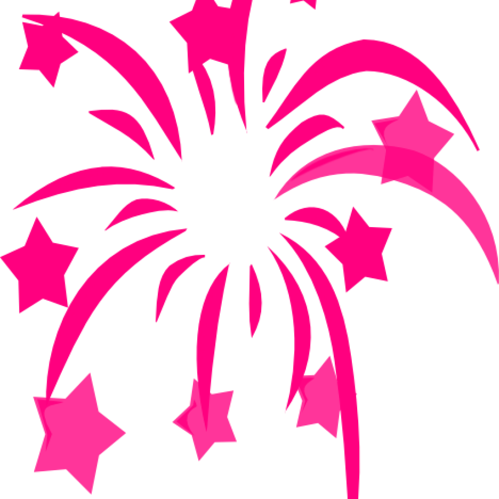 hight resolution of fireworks clip silhouette free firework clipart download