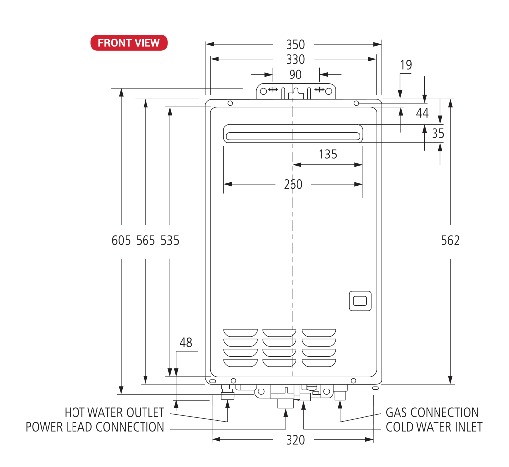 hight resolution of geyser drawing connection paloma gas l min