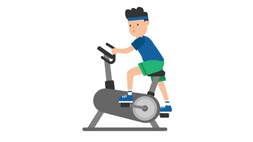 small resolution of gym clipart exercise machine