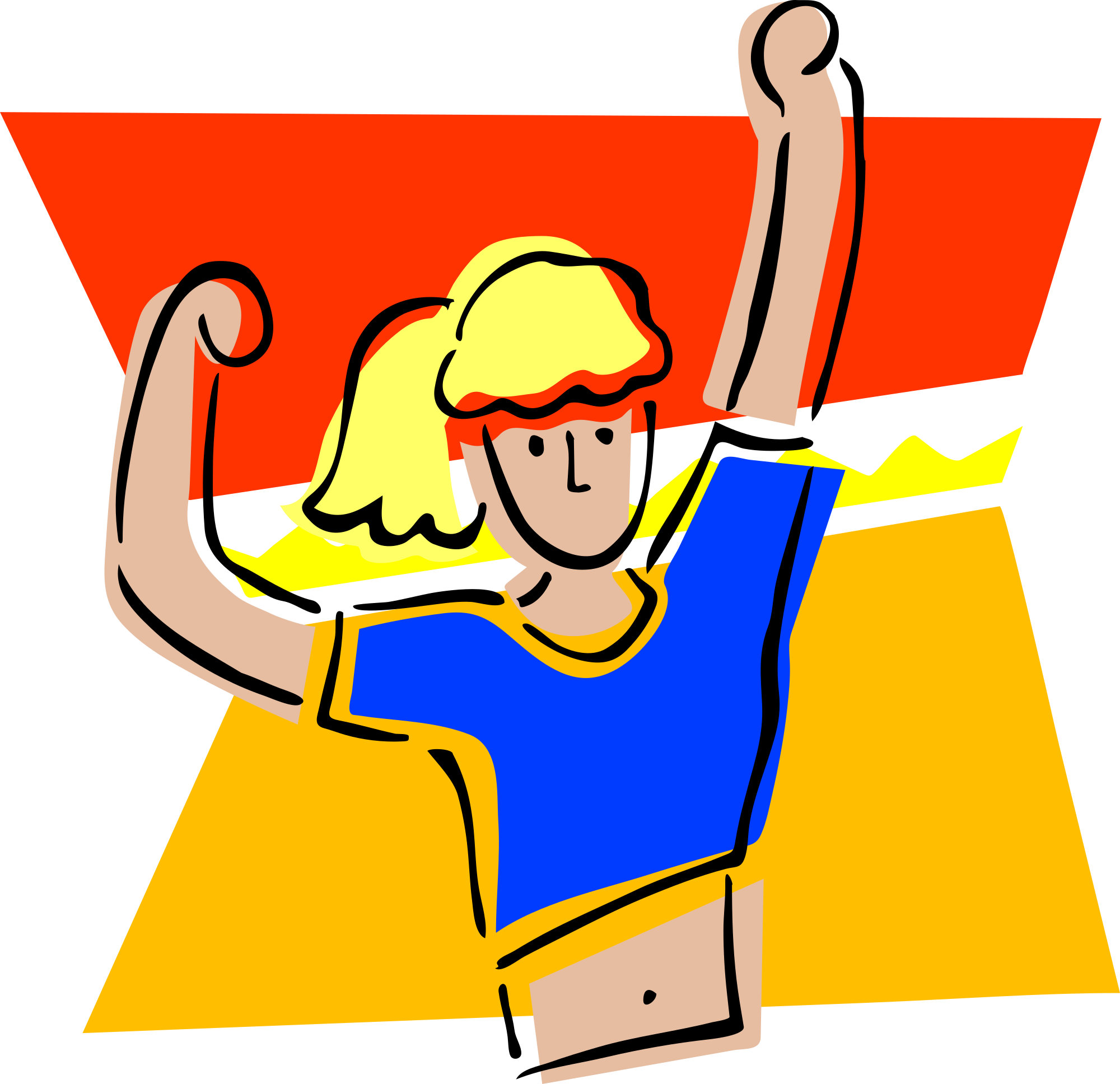 hight resolution of gym clipart strong boy physical fitness group with