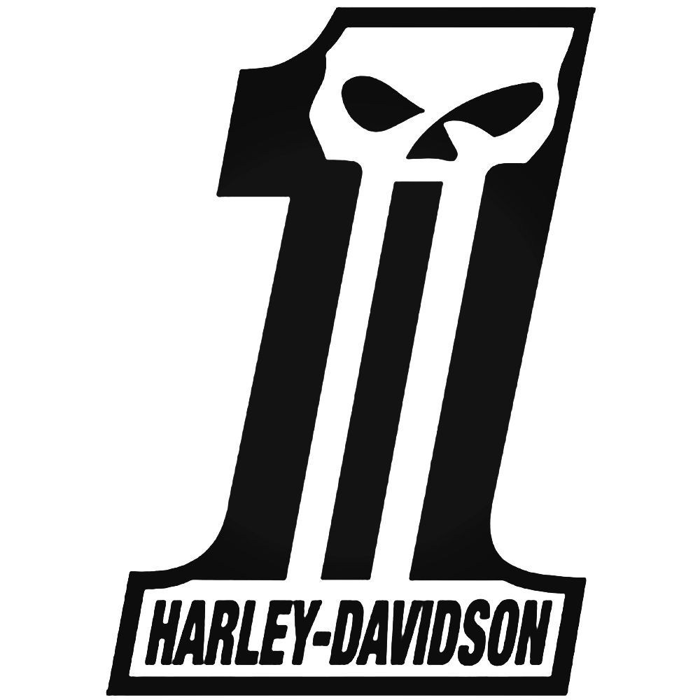 hight resolution of harley davidson clipart decal skulls s motorcycle dark