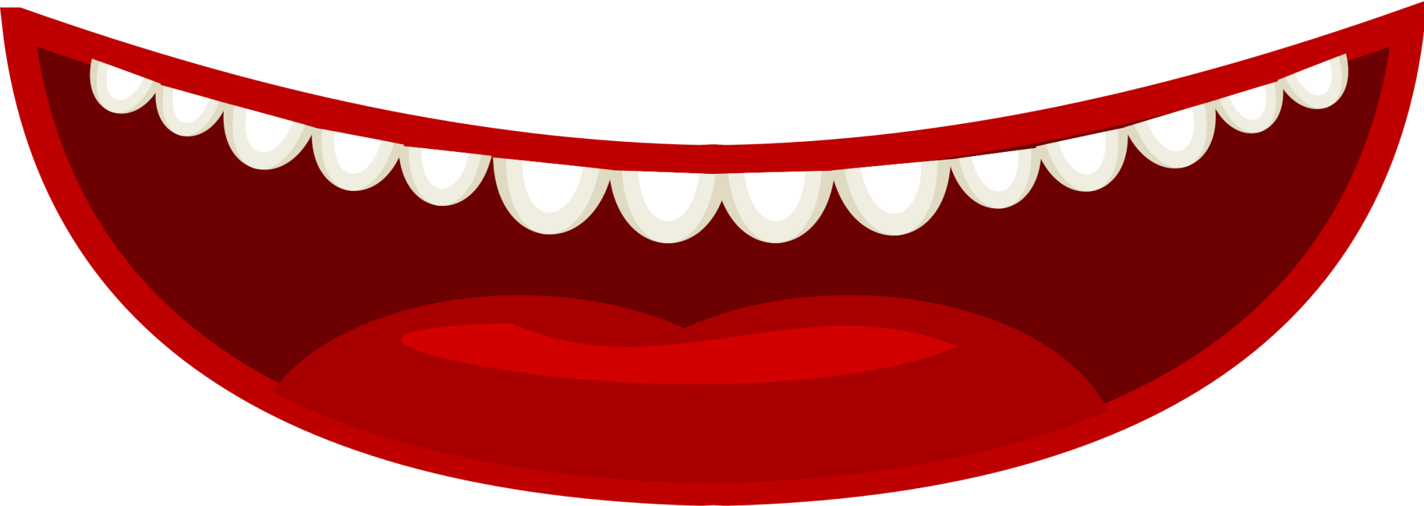 hight resolution of mouth clipart mouth talk big no teeth clip