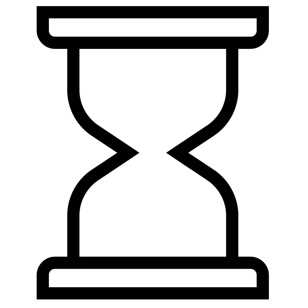 medium resolution of hourglass clipart empty clip arts for