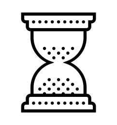 hourglass clipart inevitable png royalty free [ 1600 x 1600 Pixel ]