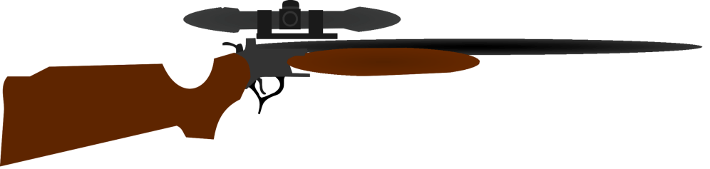 medium resolution of hunting clipart deer rifle shooting weapon firearm free