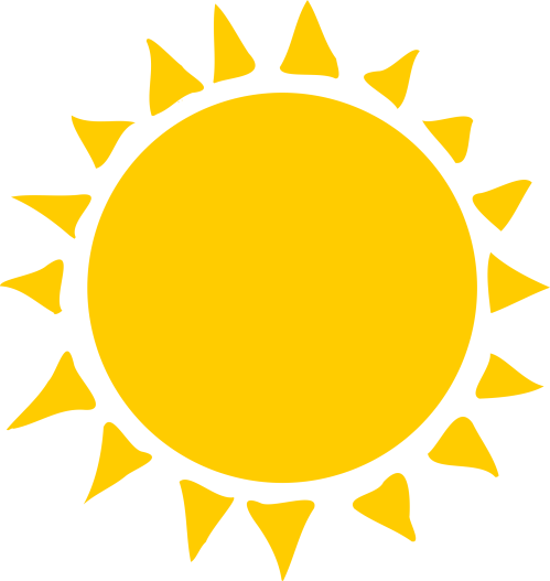 small resolution of sunshine clipart watercolor sun png transparent