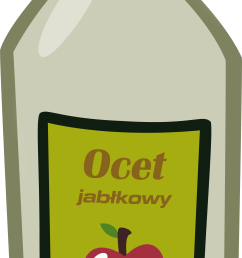 juice vector apple cider vinegar my little [ 1714 x 4652 Pixel ]