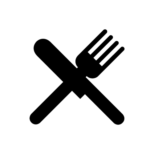 small resolution of knife and fork icon png free icons backgrounds