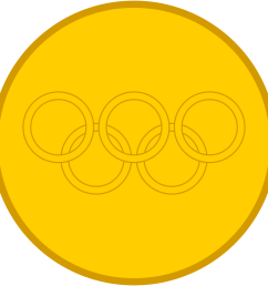 medals drawing gold metal file medal svg wikimedia [ 2000 x 2000 Pixel ]