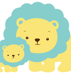 mom and baby animals clipart png cat blue catmom minus [ 3102 x 2218 Pixel ]