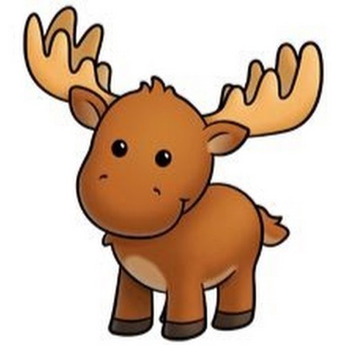 small resolution of pranay youtube cute moose clipart
