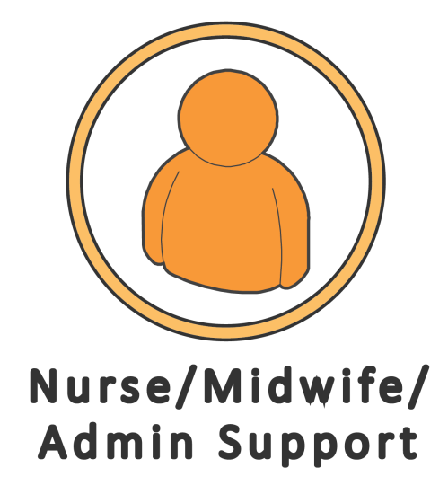 small resolution of nurse clipart midwife admin support national blood