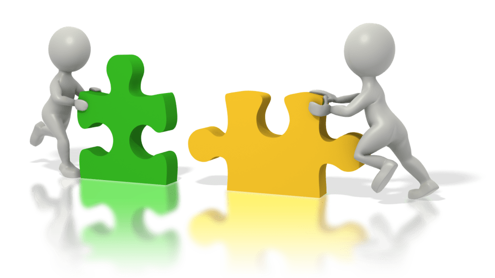medium resolution of team clipart puzzle free let s connect