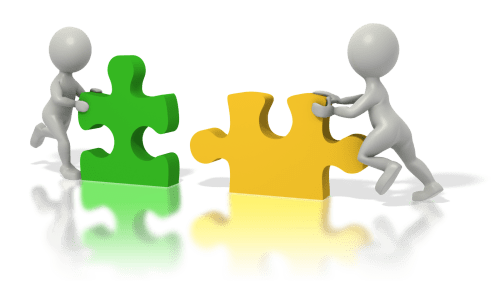 small resolution of team clipart puzzle free let s connect