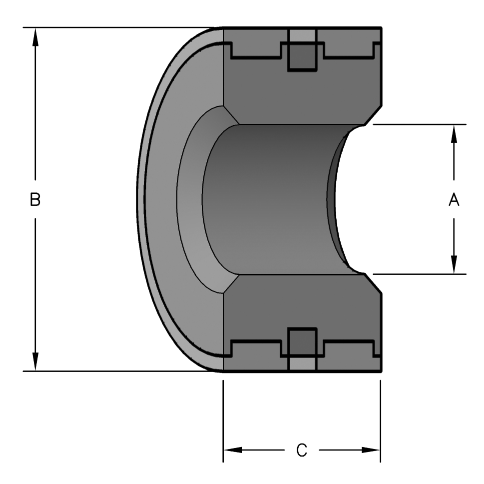 hight resolution of production drawing piston unitized pistons for bobcat