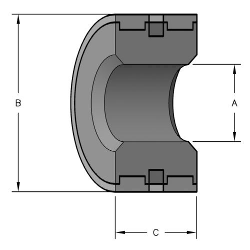 small resolution of production drawing piston unitized pistons for bobcat