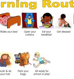 chore clipart morning chore routine tutordoctorwny a great [ 1600 x 1069 Pixel ]
