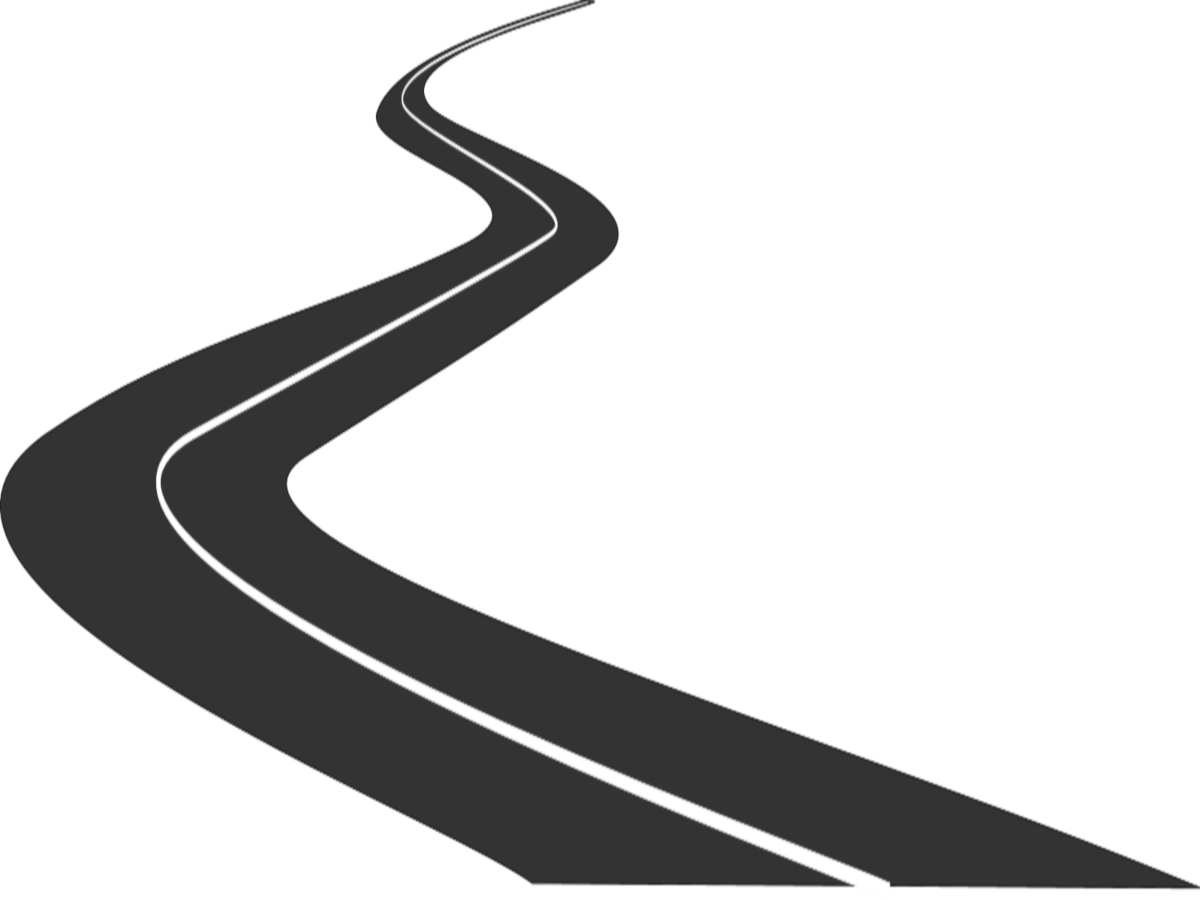 hight resolution of roads clipart transparent background road pencil and in