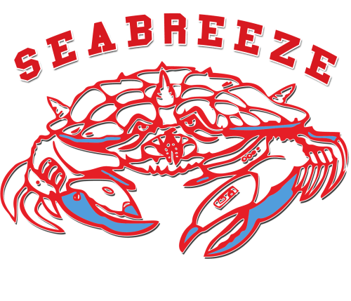 small resolution of seafood clipart sand crab sandcrab logos seabreeze high