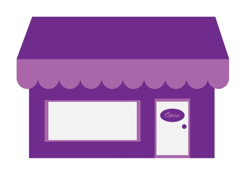 small resolution of storefront clipart coffee shop background