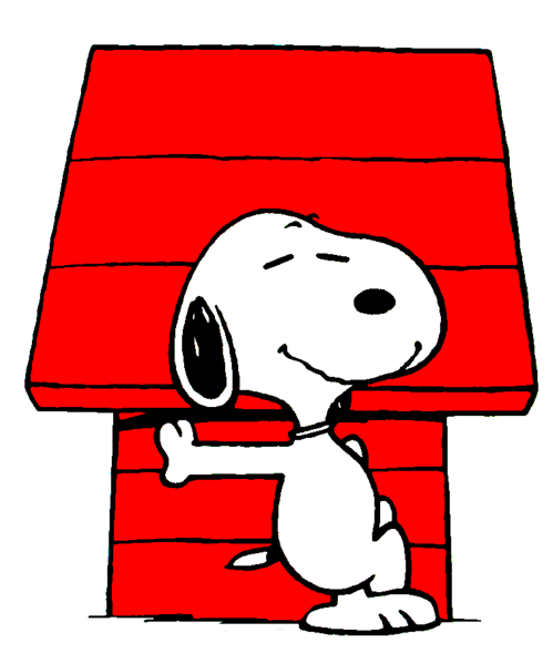 small resolution of snoopy sleeping png
