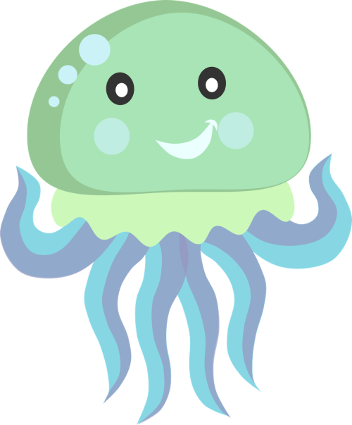 small resolution of stingray clipart jellyfish
