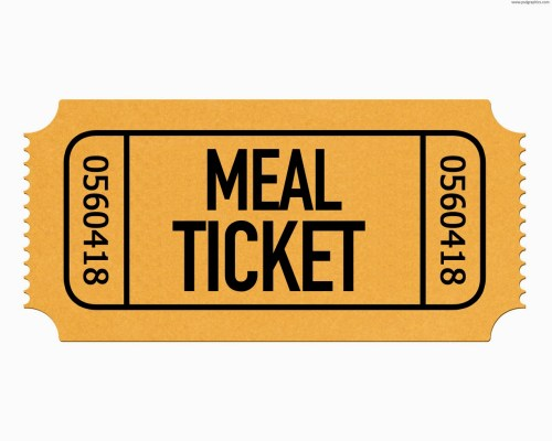 small resolution of ticket clipart food meal tickets template aboutplanning