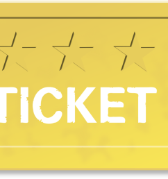 ticket clipart png paper train lottery free [ 1433 x 750 Pixel ]
