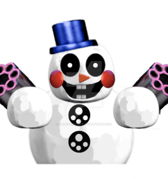 transparent fnaf snow cone snowcone by bigbowser on [ 1024 x 776 Pixel ]
