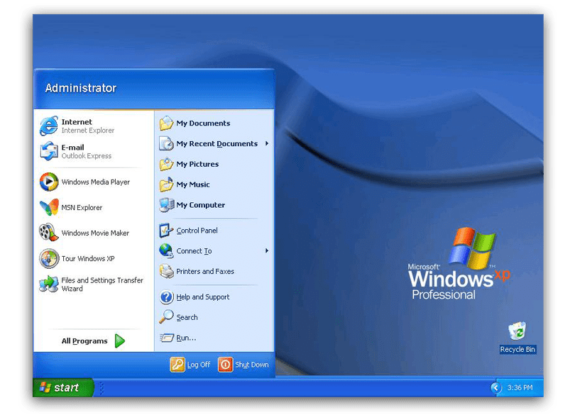 Windows Xp Start Button Transparent & PNG Clipart Free Download - YAWD