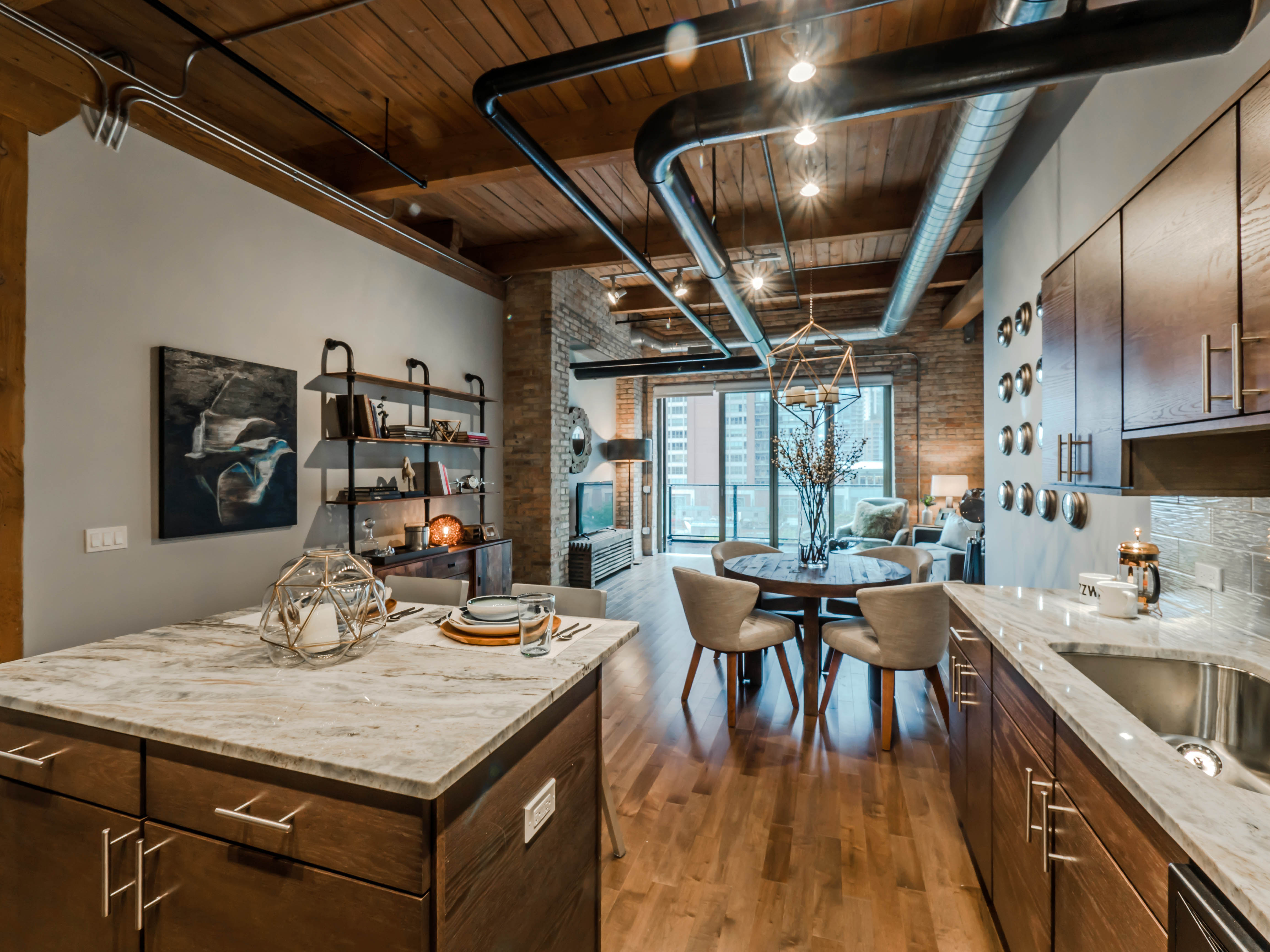 The Lofts at River East 445 E Illinois St Streeterville  YoChicago