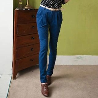 Corduroy Tapered Pants