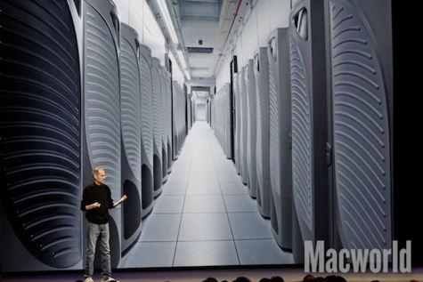 Steve Jobs y su nuevo Teradata