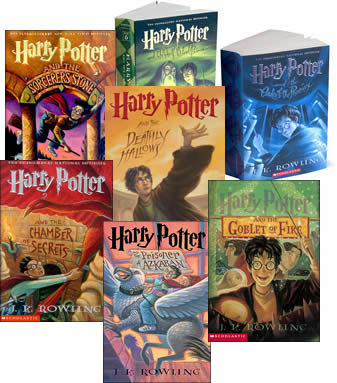 Los libritos que han hecho millonaria a J.K. Rowling