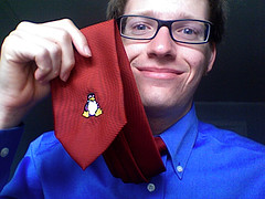 Linux has found a home for itself in the office.