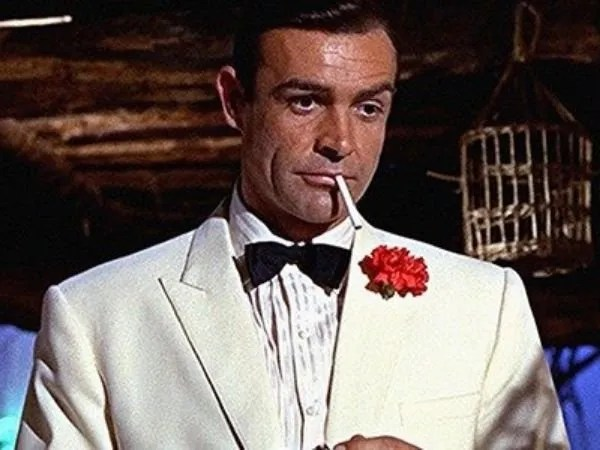 Sean Cannery James bond