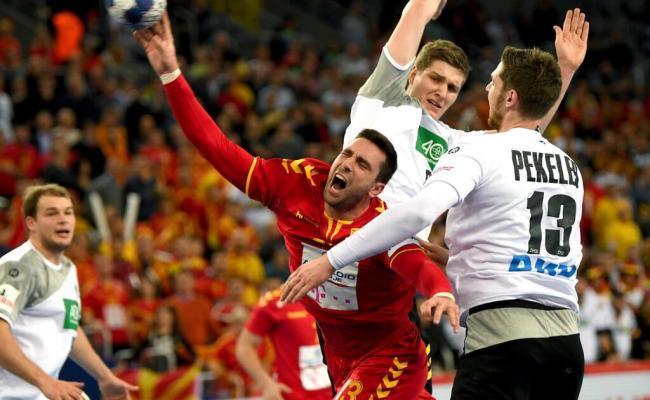 Handball Em Deutsche Handballer Nach Remis Nur