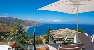 Hotel Villa Fiorita Taormina 3 Italy From Us 181 Booked