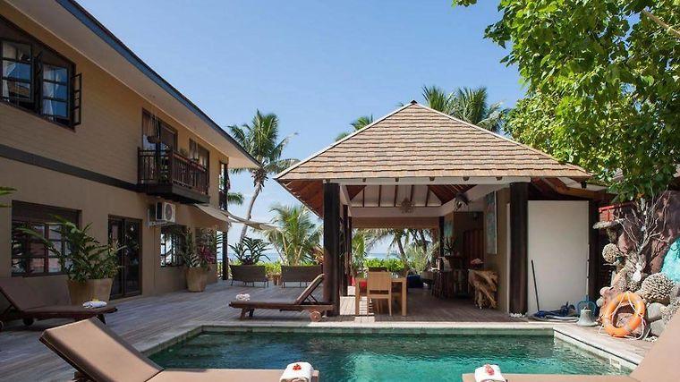 Hotel Villa Des Alizes Grand Anse Praslin 3 Seychelles