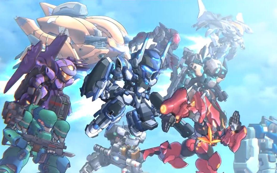 真正的超級機器人大戰?口碑爆棚,國產機甲游戲勇奪PS4周銷量冠軍_嗶哩嗶哩 (゜-゜)つロ 干杯~-bilibili