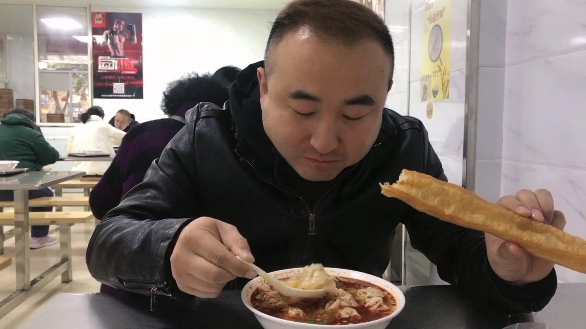 尋找南京小巷里的美食,36年老店汪家餛飩,南京餛飩屆的傳奇_嗶哩嗶哩 (゜-゜)つロ 干杯~-bilibili