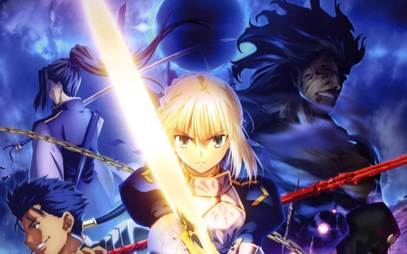 Fate Zero第二季op to the begining_嗶哩嗶哩 (゜-゜)つロ 干杯~-bilibili